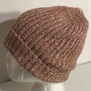 Madewell Perfect Textured Ribbed Slouchy Beanie